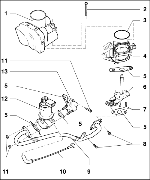A Arm Diagram 2007 Chevy Suburban