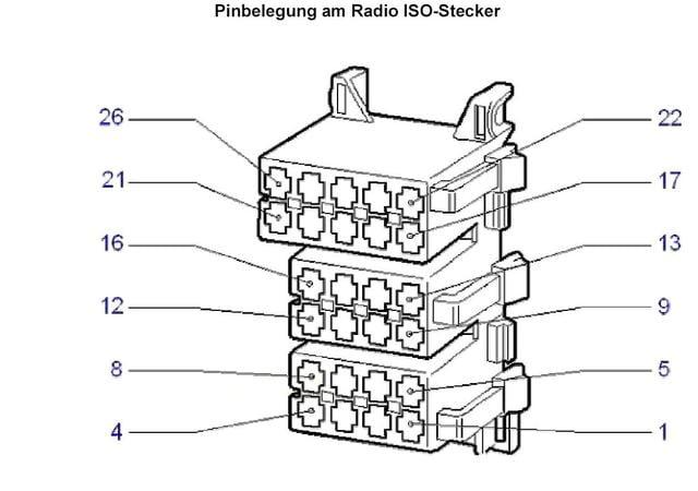 Probleme beim anschlie en des radios AUDIOVOX VME 9309TS in