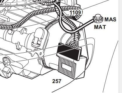 hallo ich habe einen Nissan almera n16 1,5 dci Motor. er ist