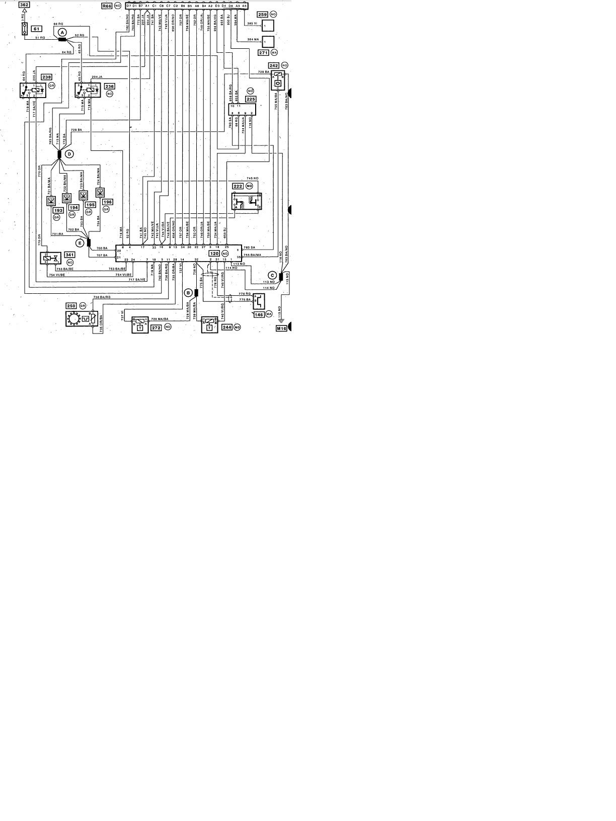 Renault Espace 4 Sicherungskasten Belegung