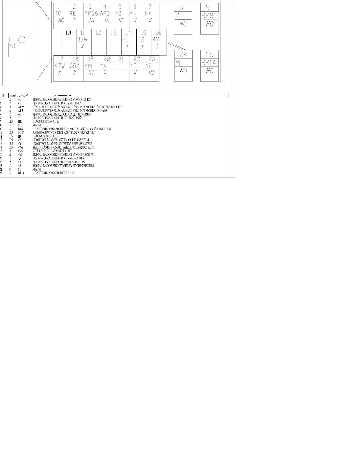 Outstanding Schaltplan Nissan Interstar Zum Download Photo ...
